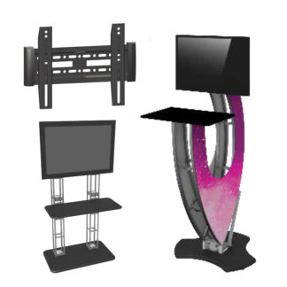 Monitor Mounts & Kiosks